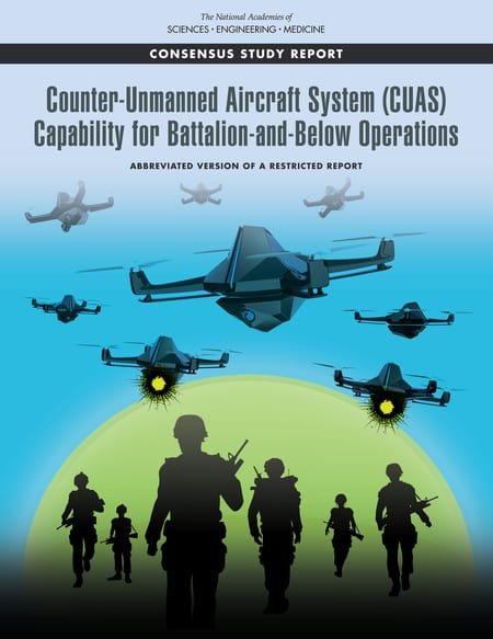 Counter-Unmanned Aircraft System (CUAS) Capability for Battalion-and-Below Operation