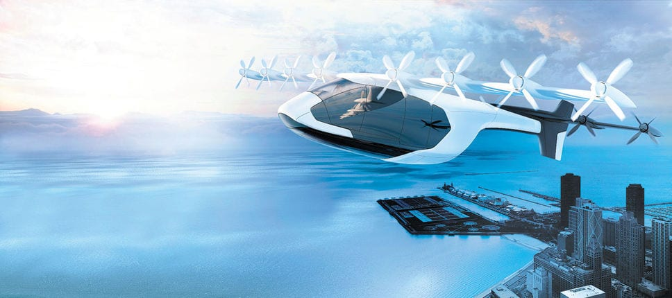 Zenith Altitude's proposed lung transportation drone